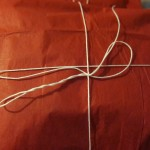 Tissue wrapped gifts