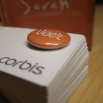 Corbis Business Cards