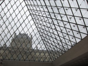 Louvre Glass Triangle
