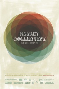March Market Collective Poster
