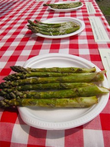 Cooked Asparagus Dishes