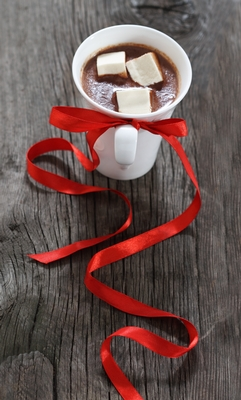 Hot chocolate, image from Veer