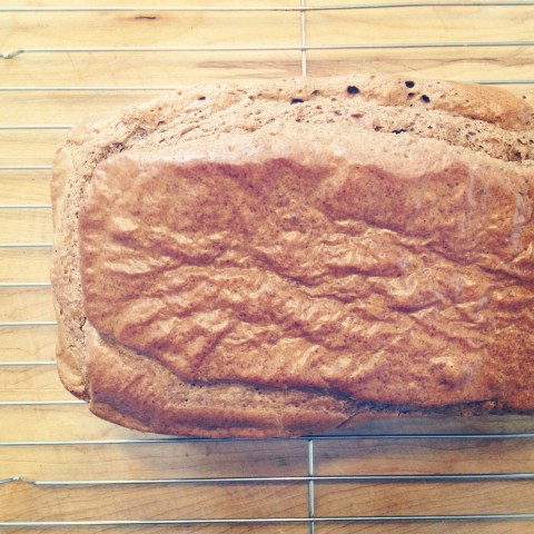 Almond Butter Bread
