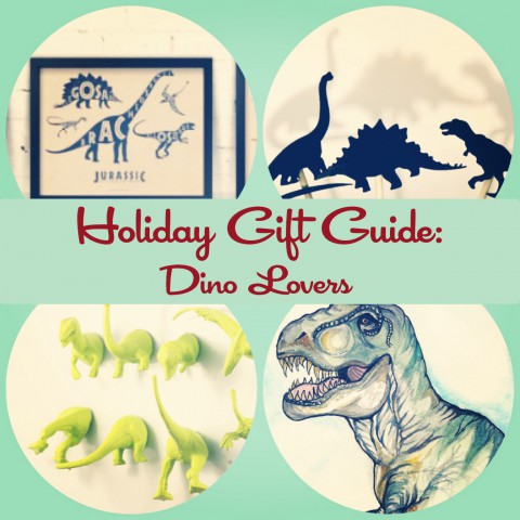 Holiday Gift Guide: Dino Lovers ~ Bubblegum Sass