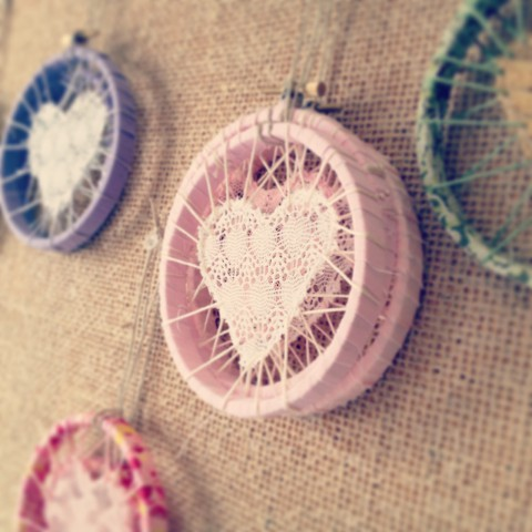 Love Catcher Hanging Prep by Bubblegum Sass