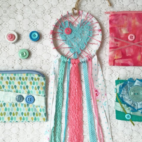 Bubblegum Sass Prize Pack ~ All handmade items