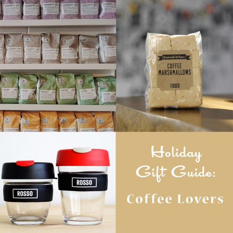 Holiday Gift Guide: For Coffee Lovers ~ By Bubblegum Sass ~ Shop Handmade Canada
