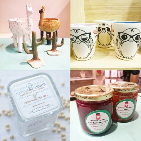 Holiday Gift Guide: For Home & Hostess ~ By Bubblegum Sass ~ Shop Handmade Canada