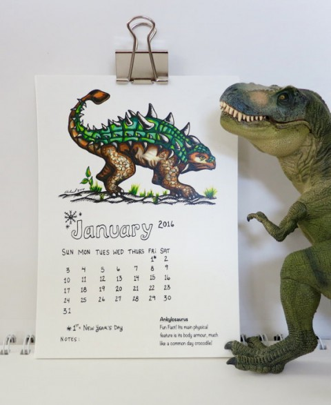 Holiday Gift Guide: For Dino Lovers ~ By Bubblegum Sass ~ Shop Handmade Canada