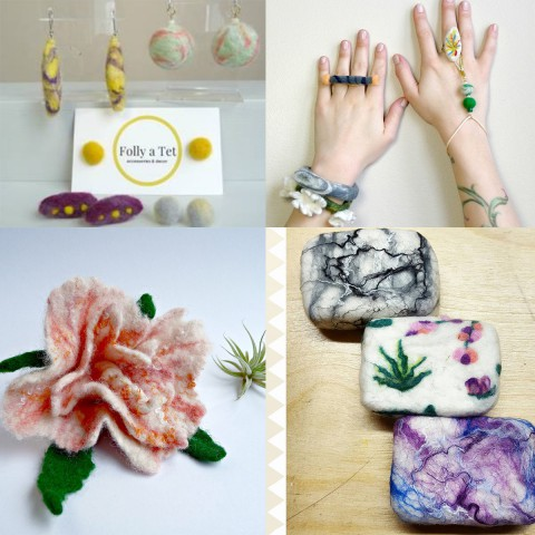 Holiday Gift Guide: For Her ~ By Bubblegum Sass ~ Shop Handmade Canada