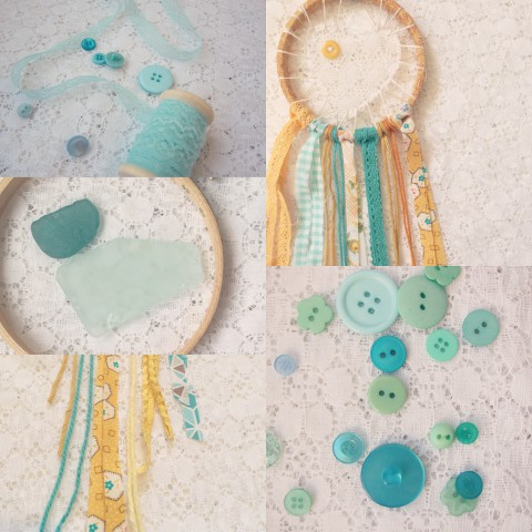 Weekly Color Inspiration ~ By Bubblegum Sass ~ Yellow & Turquoise