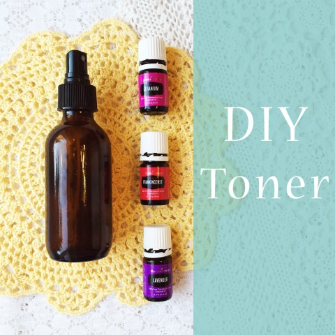Living With Essential Oils: DIY Toner tutorial ~ By Bubblegum Sass