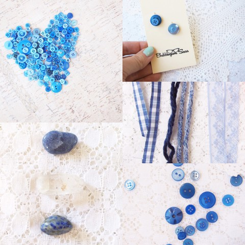 Weekly Color Inspiration ~ By Bubblegum Sass ~ Royal Blue