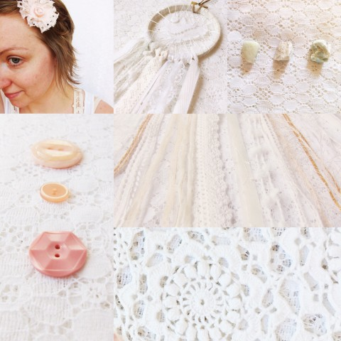 Weekly Color Inspiration ~ By Bubblegum Sass ~ Softest Pink & White
