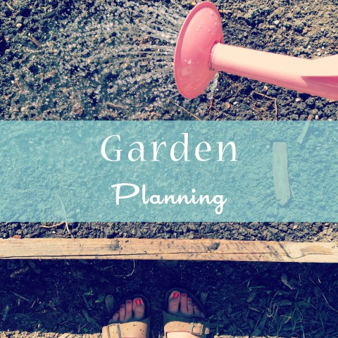 Garden Planning ~ Happiness By the Acre (or square foot) ~ Backyard Veggie Gardens