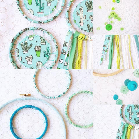 Weekly Color Inspiration ~ By Bubblegum Sass ~ Cactus Green