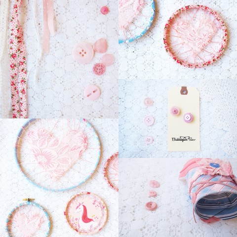 Weekly Color Inspiration ~ By Bubblegum Sass ~ Pink & Blue