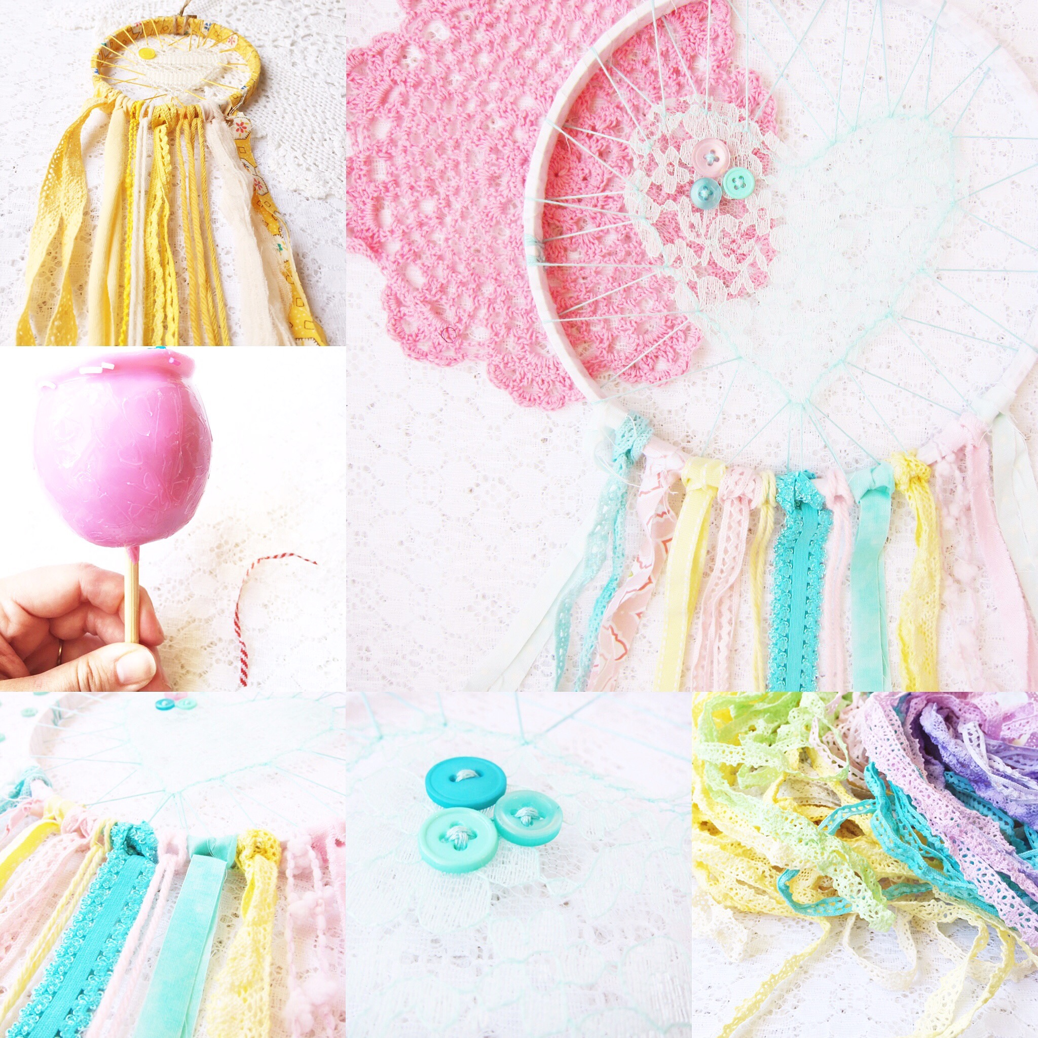 Weekly Color Inspiration ~ By Bubblegum Sass ~ Eye Candy ~ Pastel Inspo for kids room decor