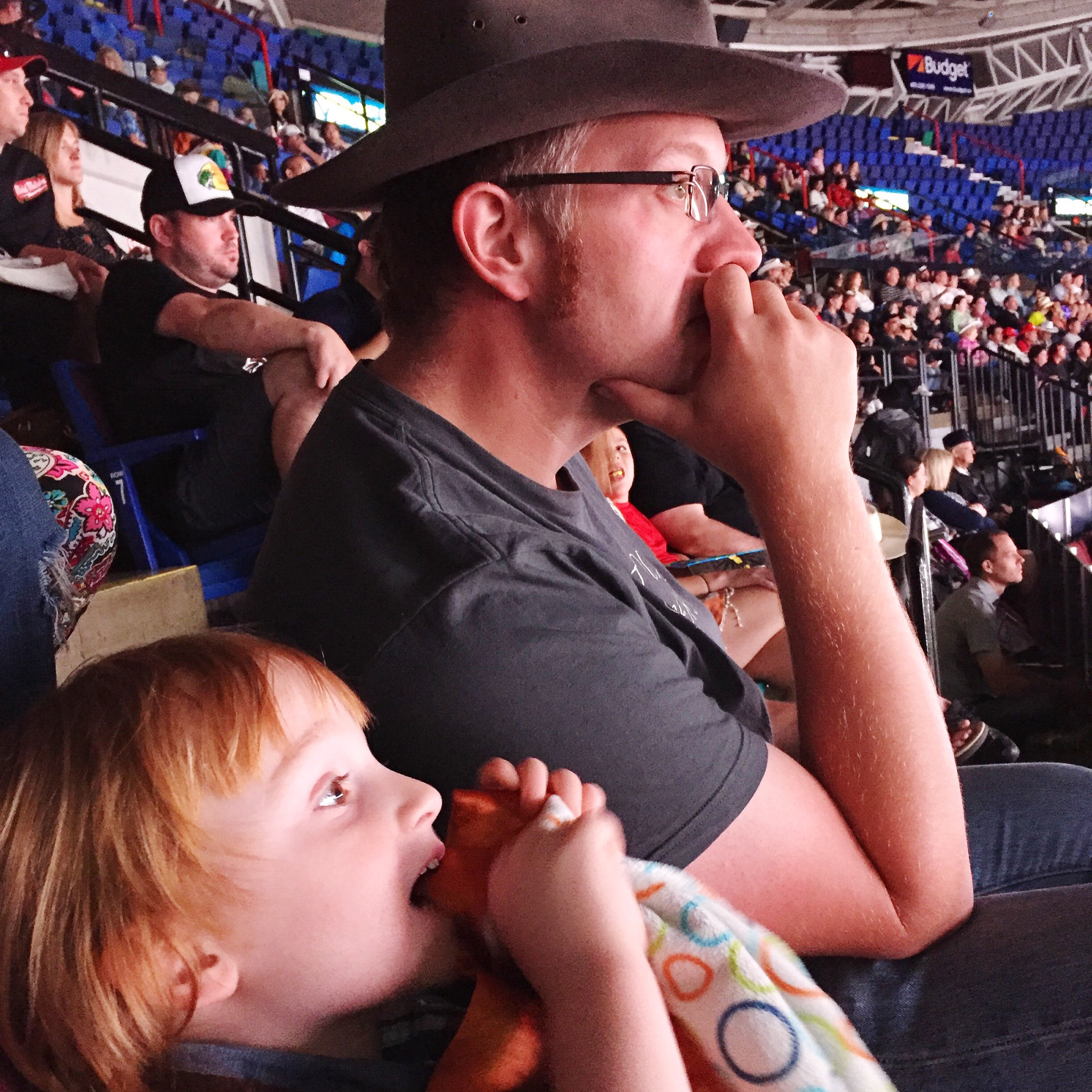 Cowboy Up! {Calgary Stampede Style} ~ Family Fun at the Calgary Stampede ~ By Bubblegum Sass