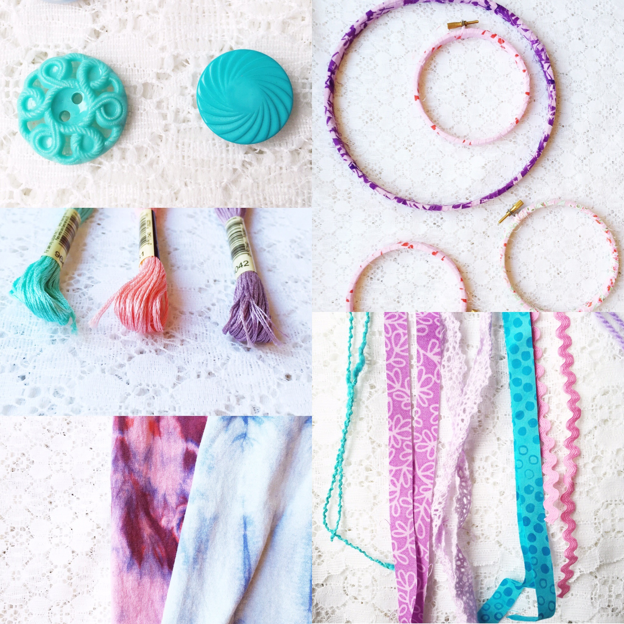 Weekly Color Inspiration ~ By Bubblegum Sass ~ Pastel Swirl ~ Color inspo for kids room decor