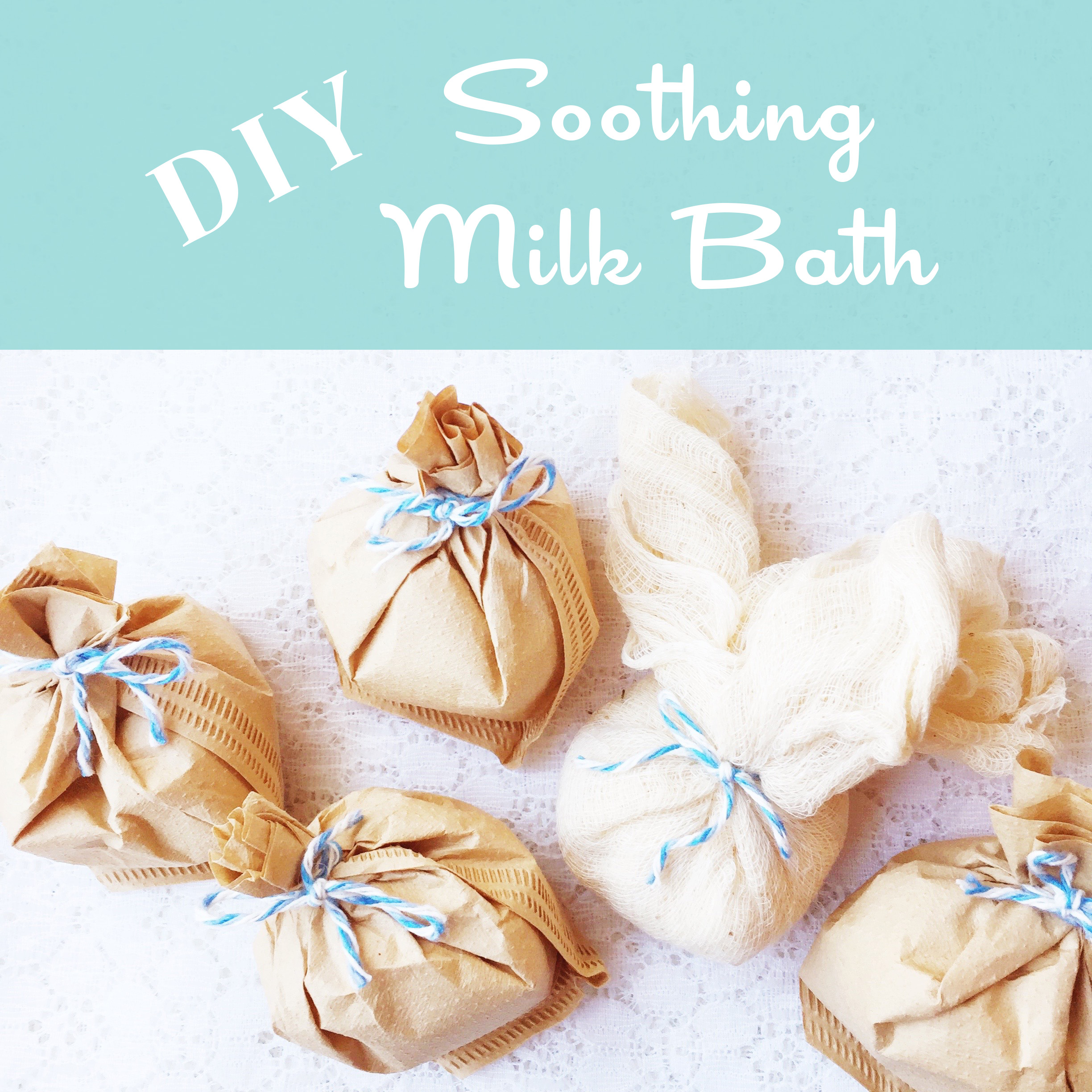 Santa's Workshop: DIY Soothing Milk Bath Recipe ~ Essential Oils ~ by Bubblegum Sass
