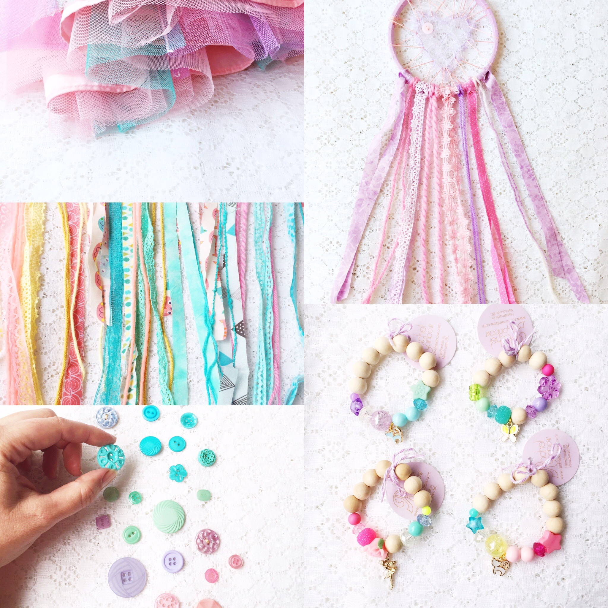 Weekly Color Inspiration ~ By Bubblegum Sass ~ Pastel Dreams ~ Pastel Inspo for kids room decor