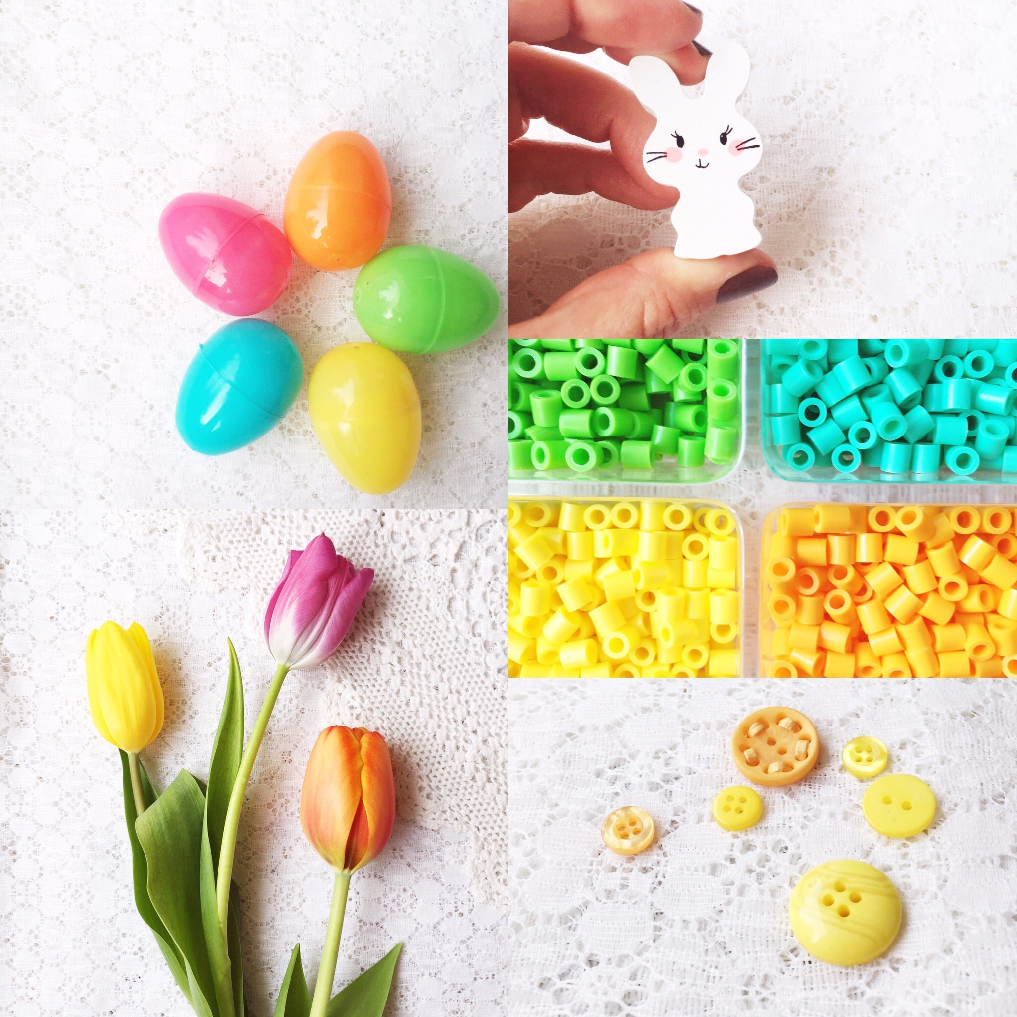 Weekly Color Inspiration: Easter Joy ~ Spring Color Combos ~ Home Inspo by Bubblegum Sass