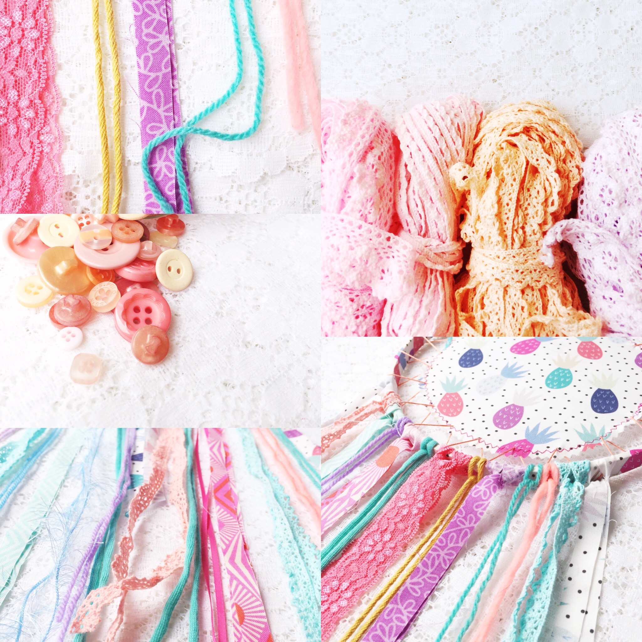 Weekly Color Inspiration: Summer Daydreams ~ By Bubblegum Sass ~ Inspo for nursery & kids room decor