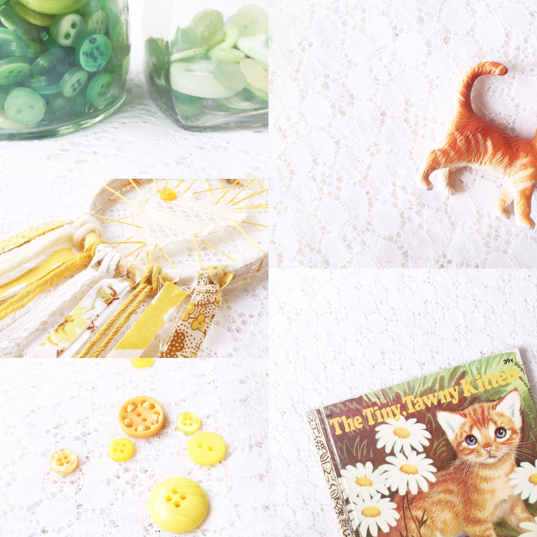 Color Inspiration: Kitty Love ~ Kids Room Decor Ideas