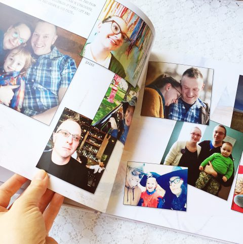 Adoption Journey: Photo Book ~ Our adoption profile book