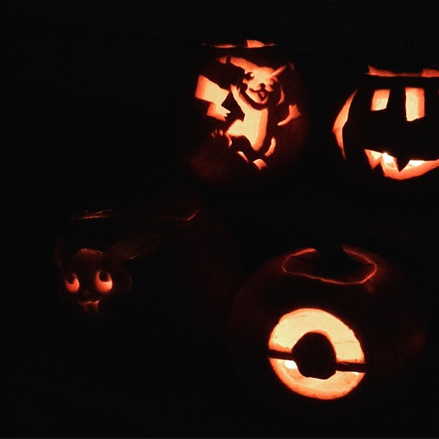 This Is Halloween: Jack-O-Lantern Inspiration