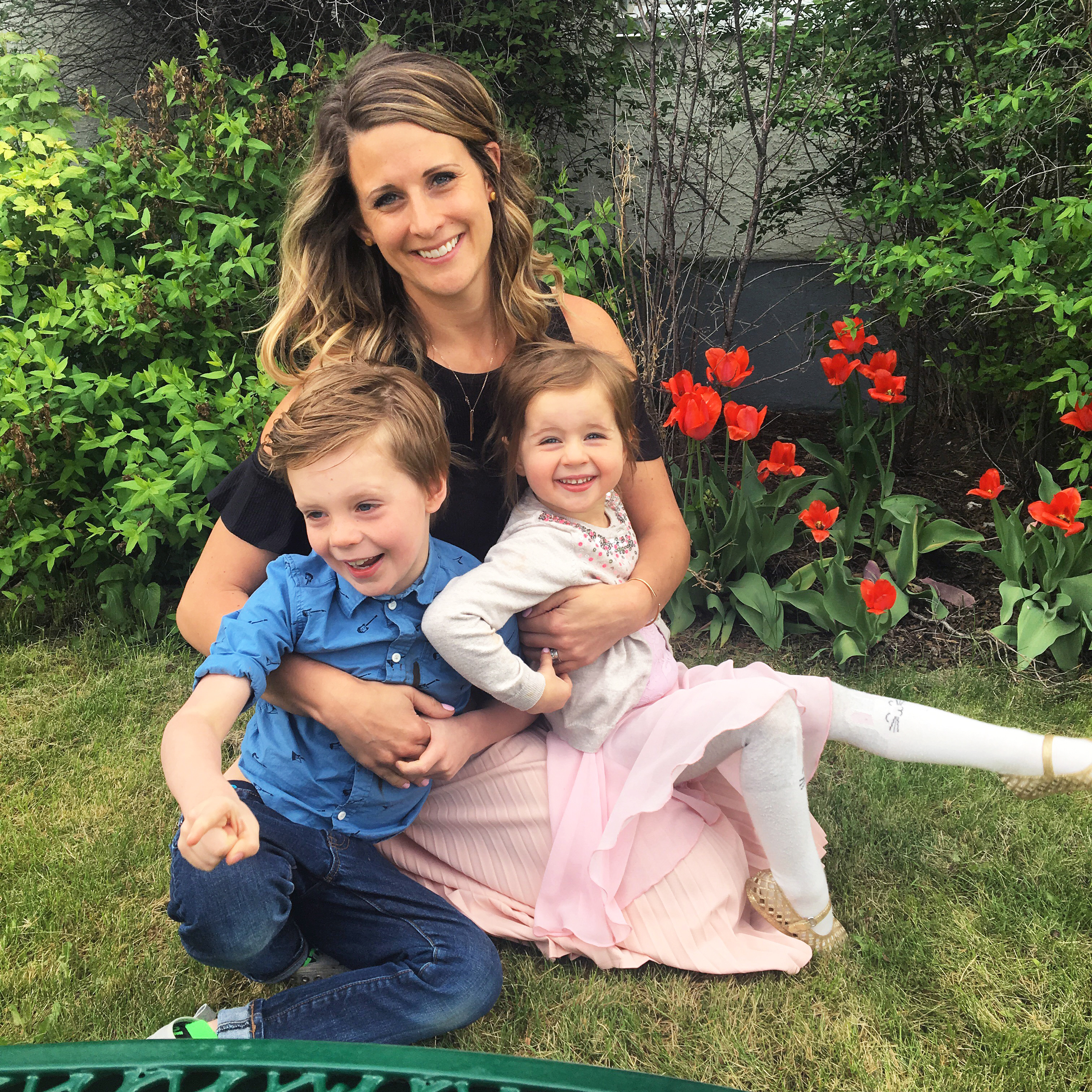Mom Tribe: Meet Shauna ~ Mom Blog Collaboration