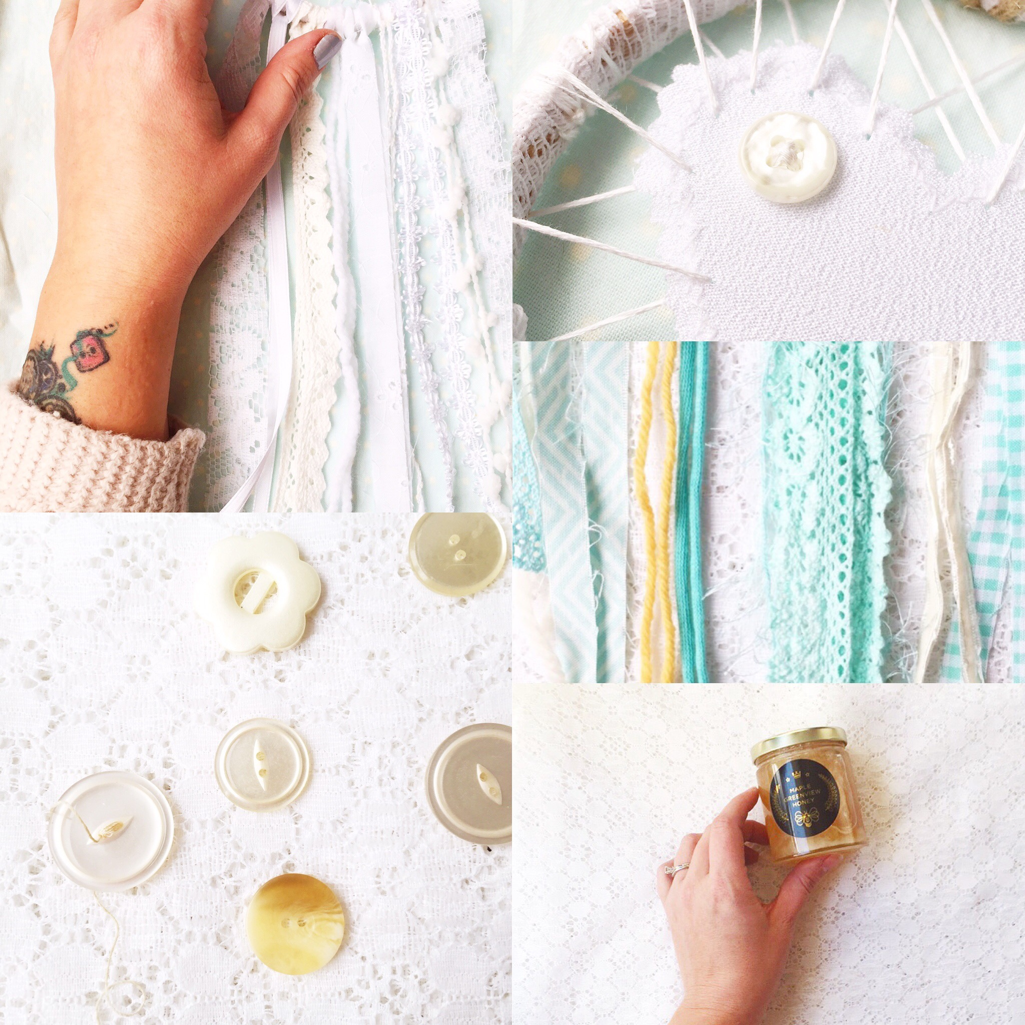 Color Inspiration: Honey Time ~ Healing with Comfort