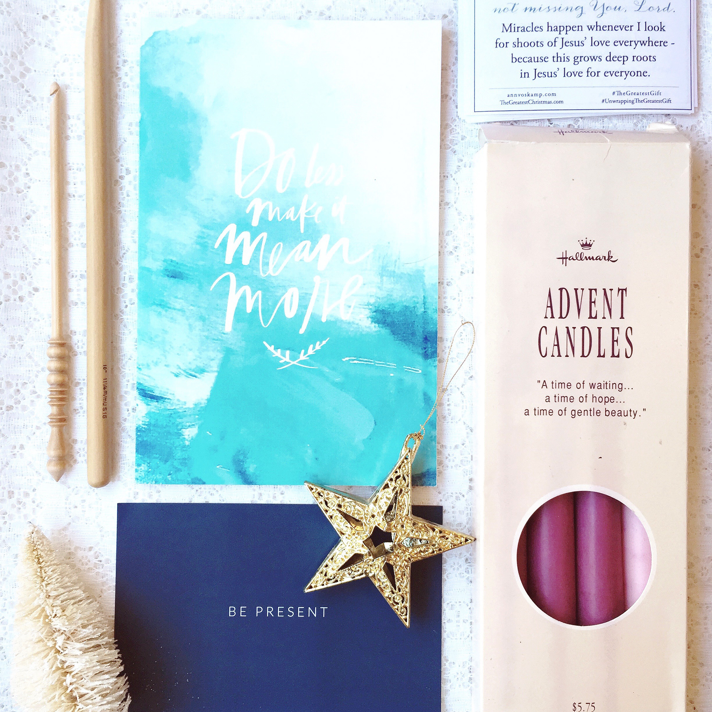 Advent Essentials: Keeping the holidays simple and creating focus