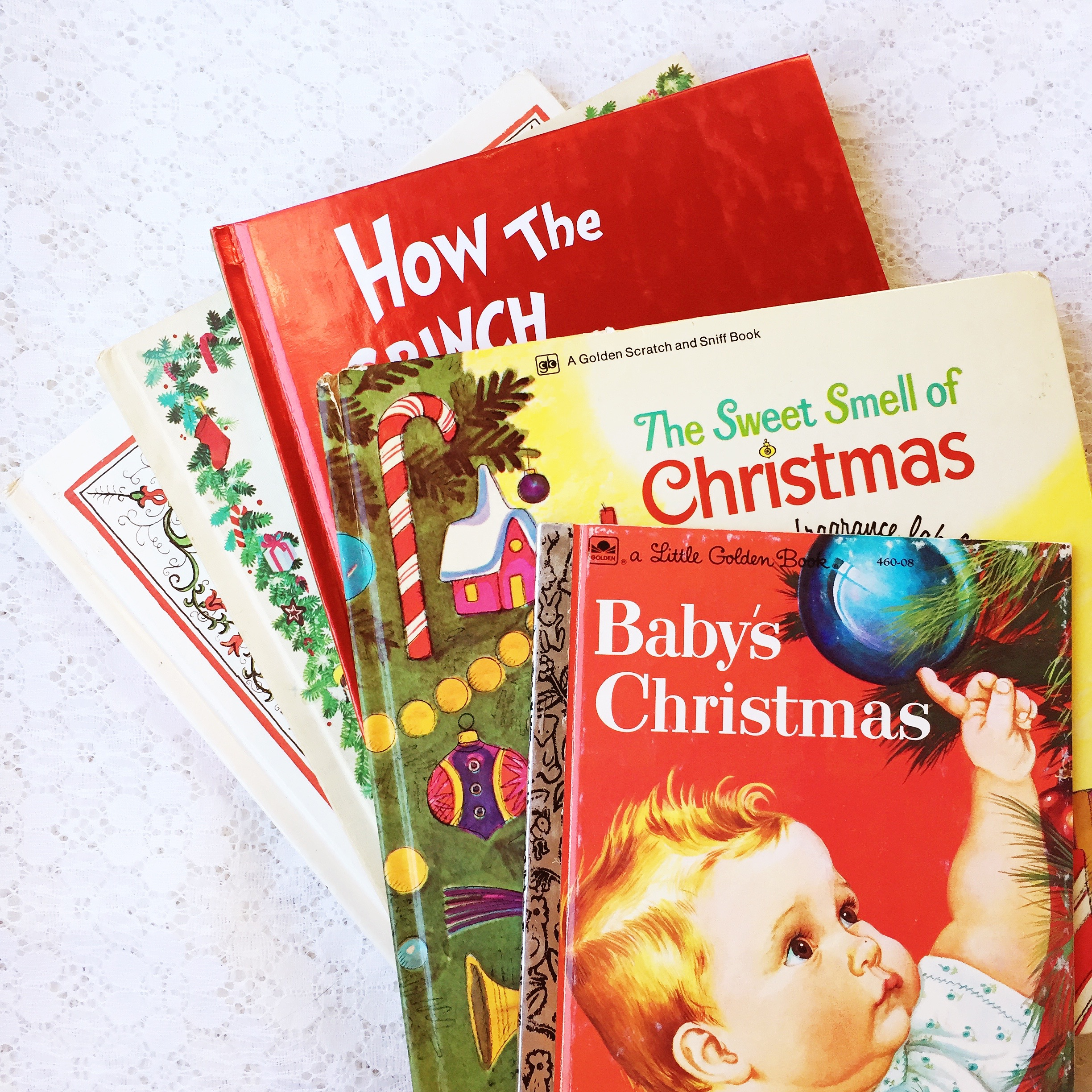 Reading Time: Our Fave Christmas Books ~ Books for kids