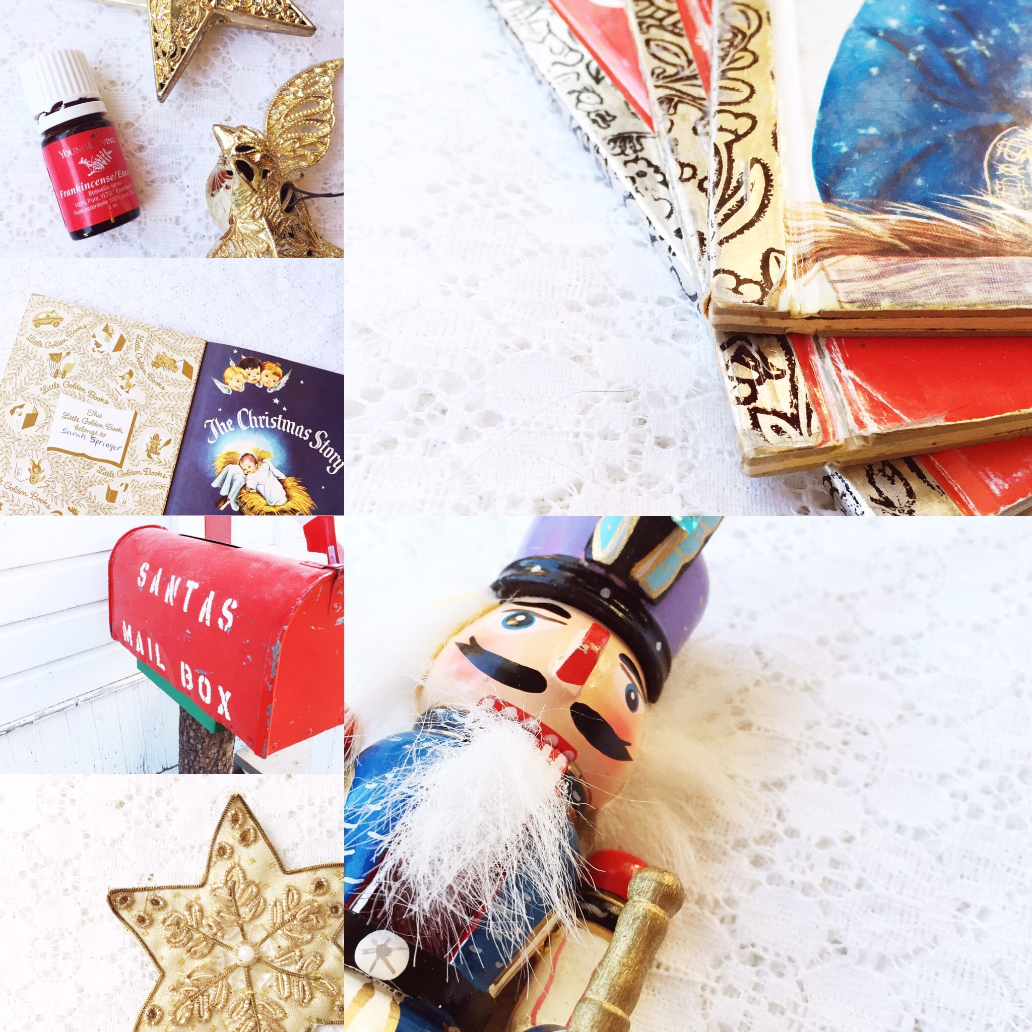 Weekly Color Inspiration: Nutcracker - Christmas Inspo in Gold & Blue