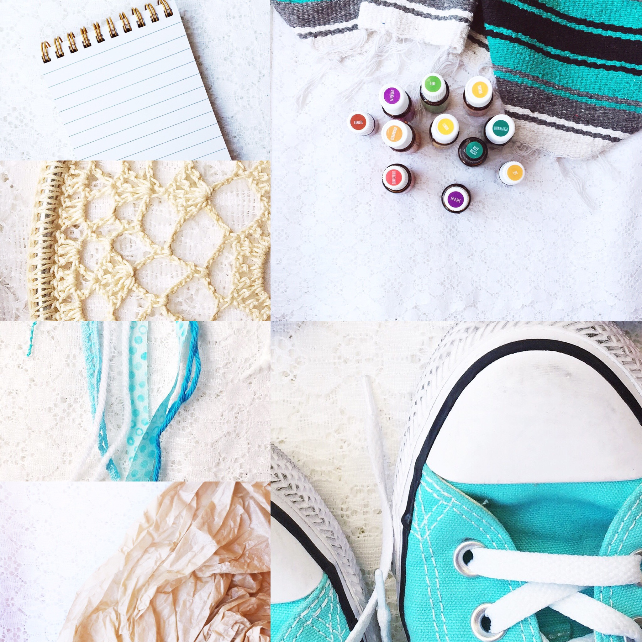 Weekly Color Inspiration: Aqua Fresh - Fresh New Year