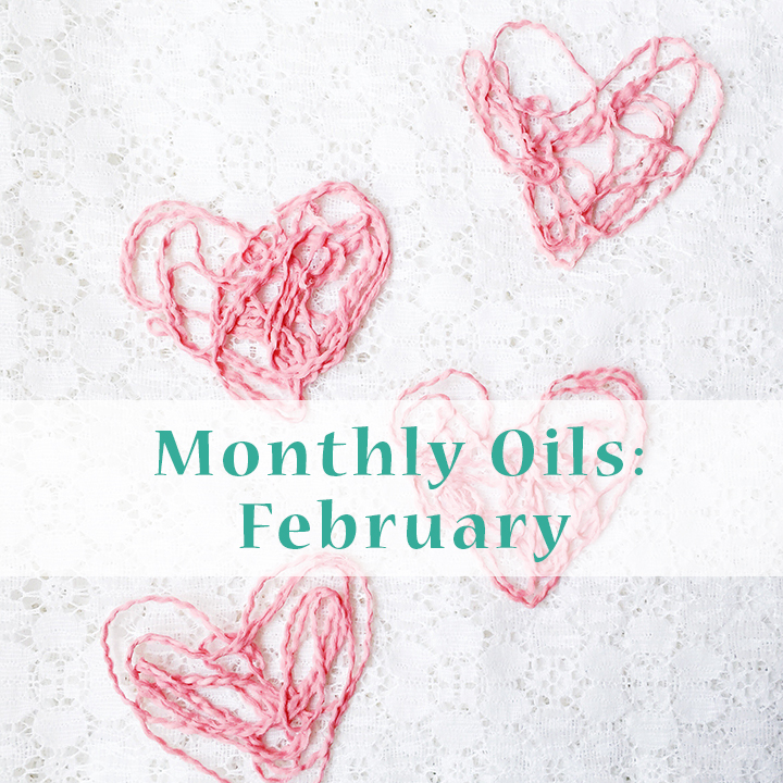 Living With Essential Oils: February Picks - Ylang Ylang & the season of Love