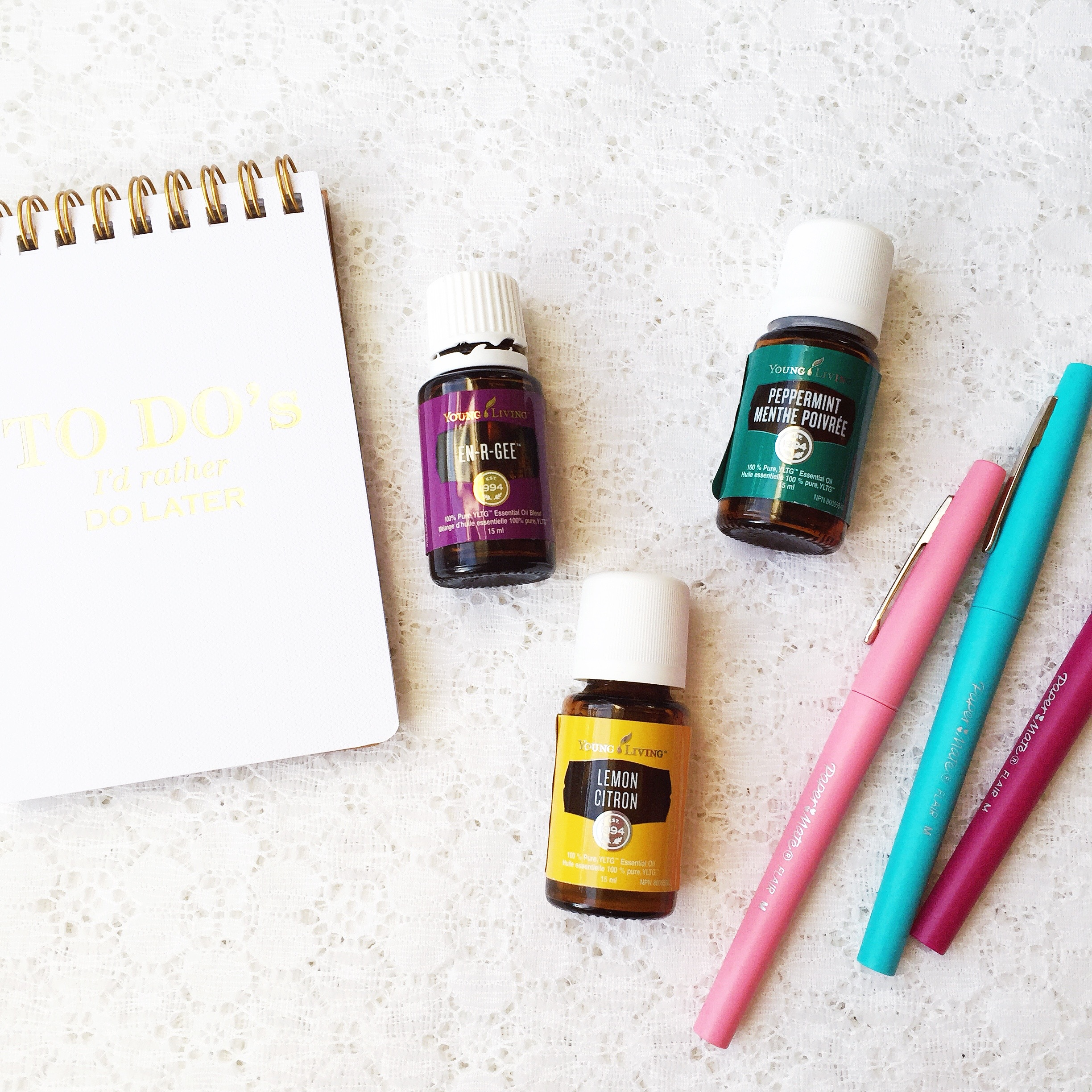Living With Essential Oils: January Picks ~ Oils to help with your New Year's Resolutions ~ Healthy You!