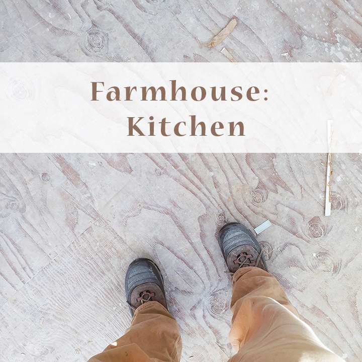 Farm Days: Farmhouse Interior Inspiration - Farmhouse Style Kitchen