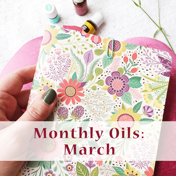Living With Essential Oils: March Pick - Begamot Oil
