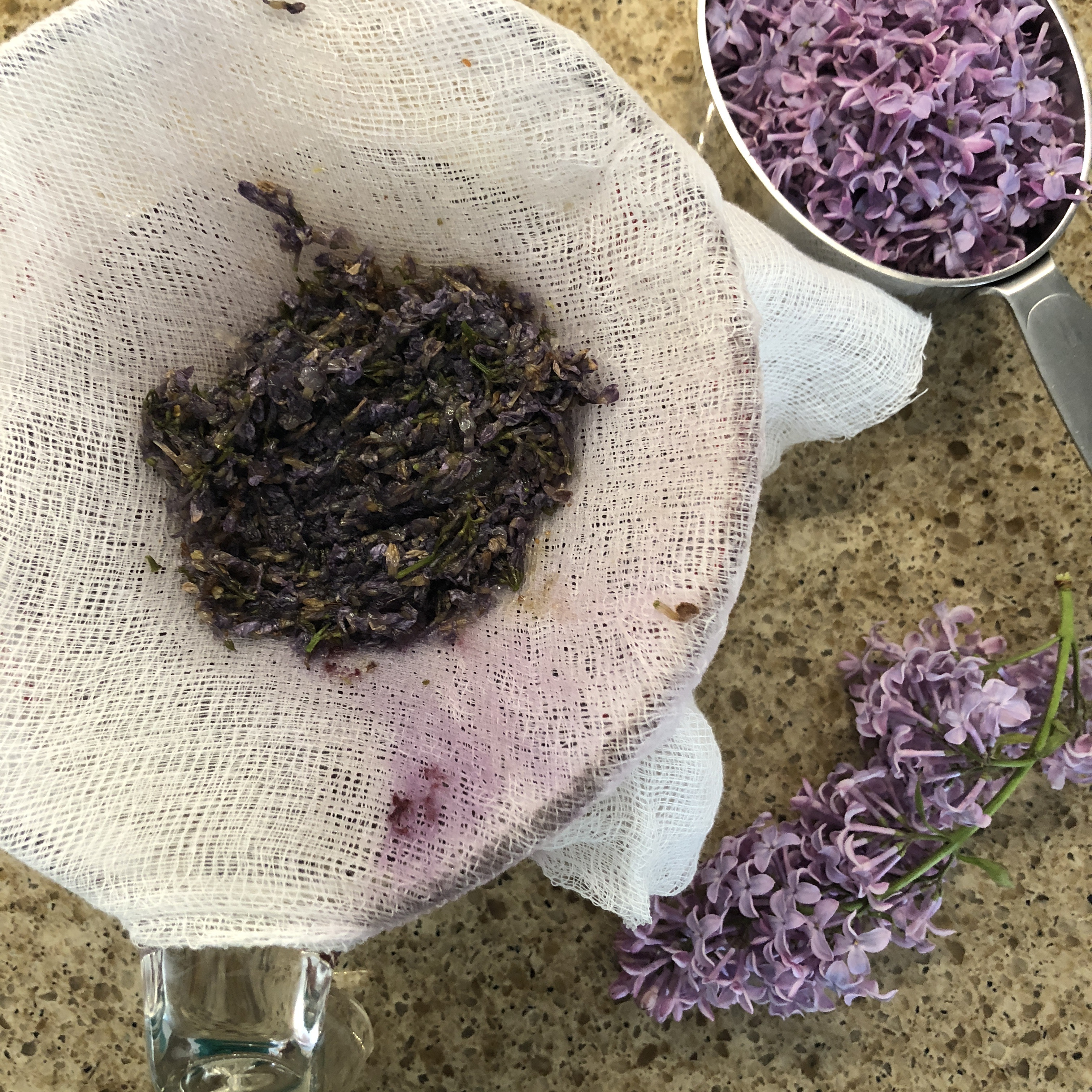 Happy Food: Edible Flowers ~ Using lilacs in the kitchen